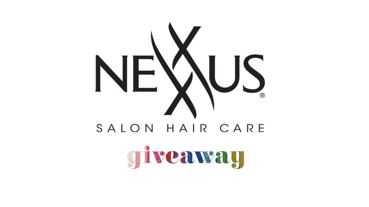 nexxus giveaway banner