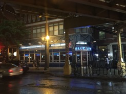 Blue Line Lounge and Grille