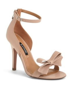 Kay Unger Baroque Ankle Strap Sandal
