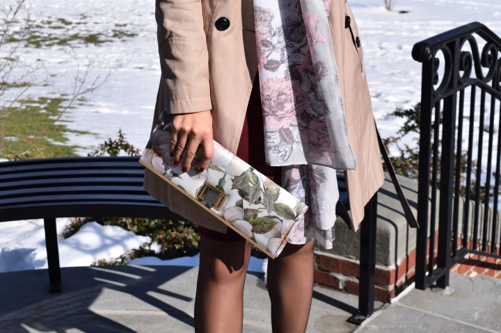Floral Touches + SeamedTights