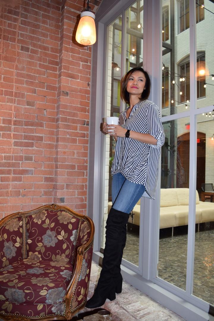 Coffee Shops + ChaiLattes