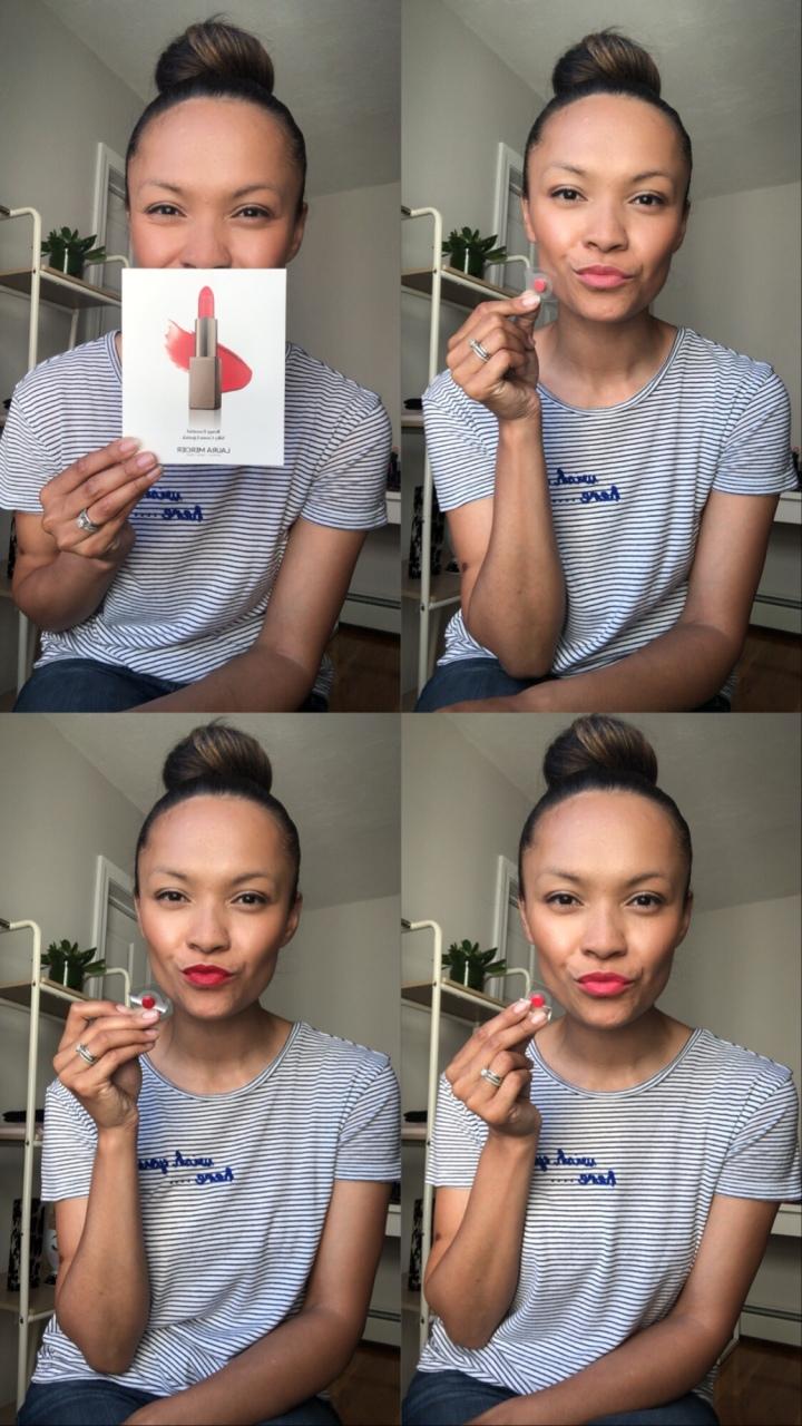 3 Try-It Sample Shades // Laura MercierLipstick