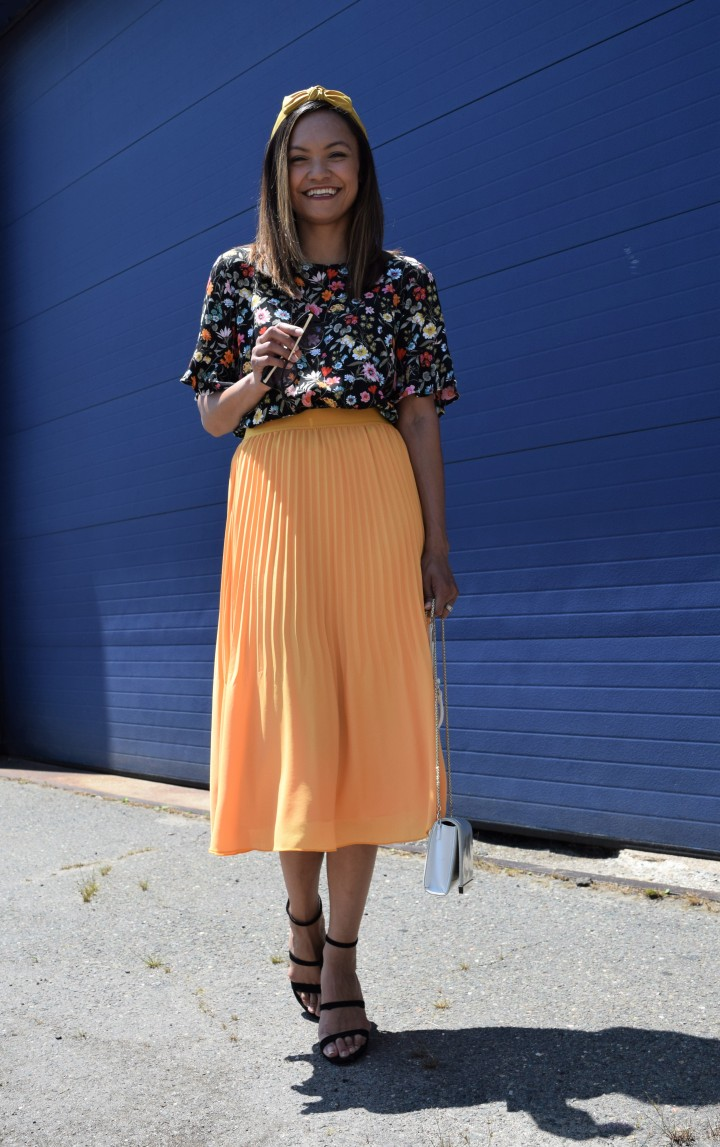 The Midi Pleated Skirt Worth Owning, Under $25
