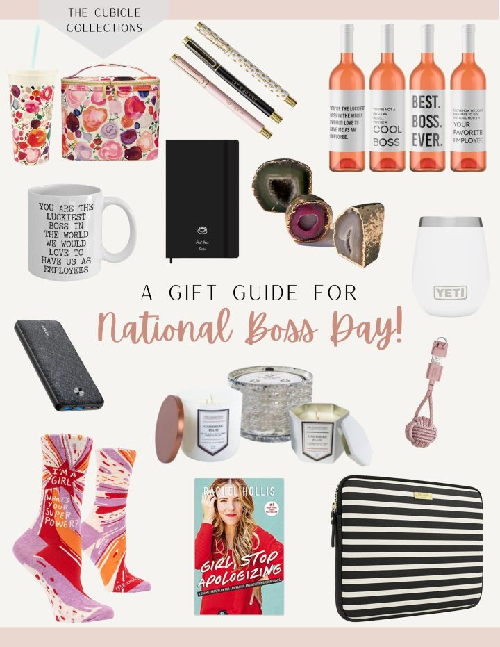 A Gift Guide for National BossDay