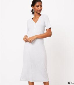 Henley Dress_LOFT