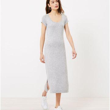 Midi Tee Dress_LOFT